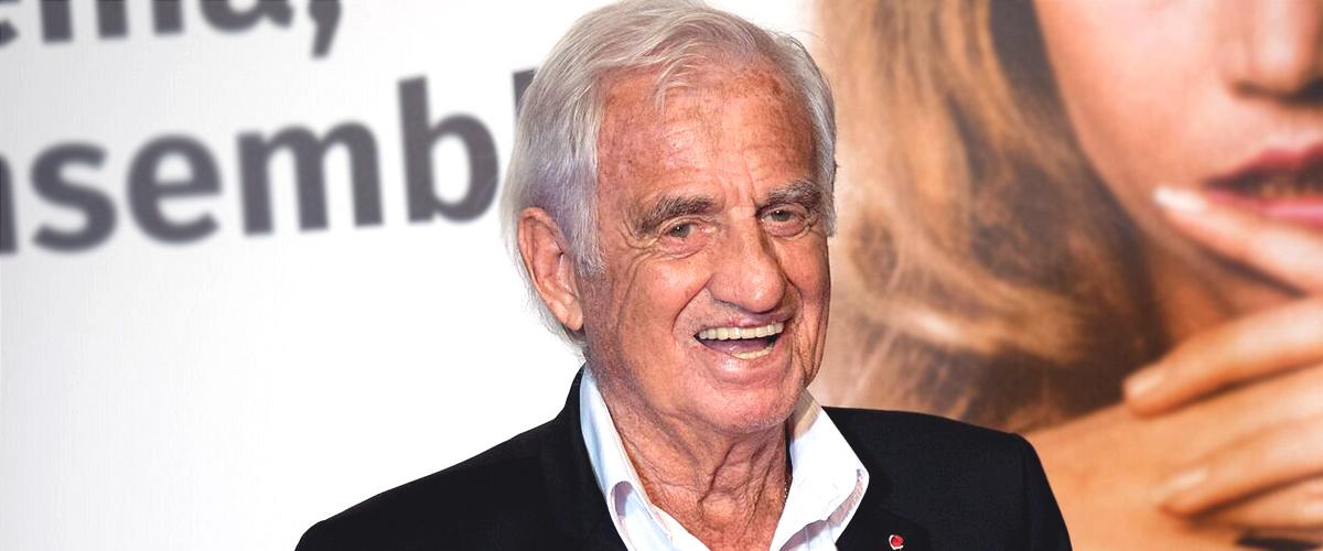 Le petit-fils de Jean-Paul Belmondo, Alessandro, amoureux d'une journaliste de Paris Match