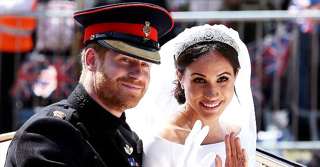 Meghan & Harry Reportedly Have a Keepsake from Secret Wedding in Their Montecito Mansion
