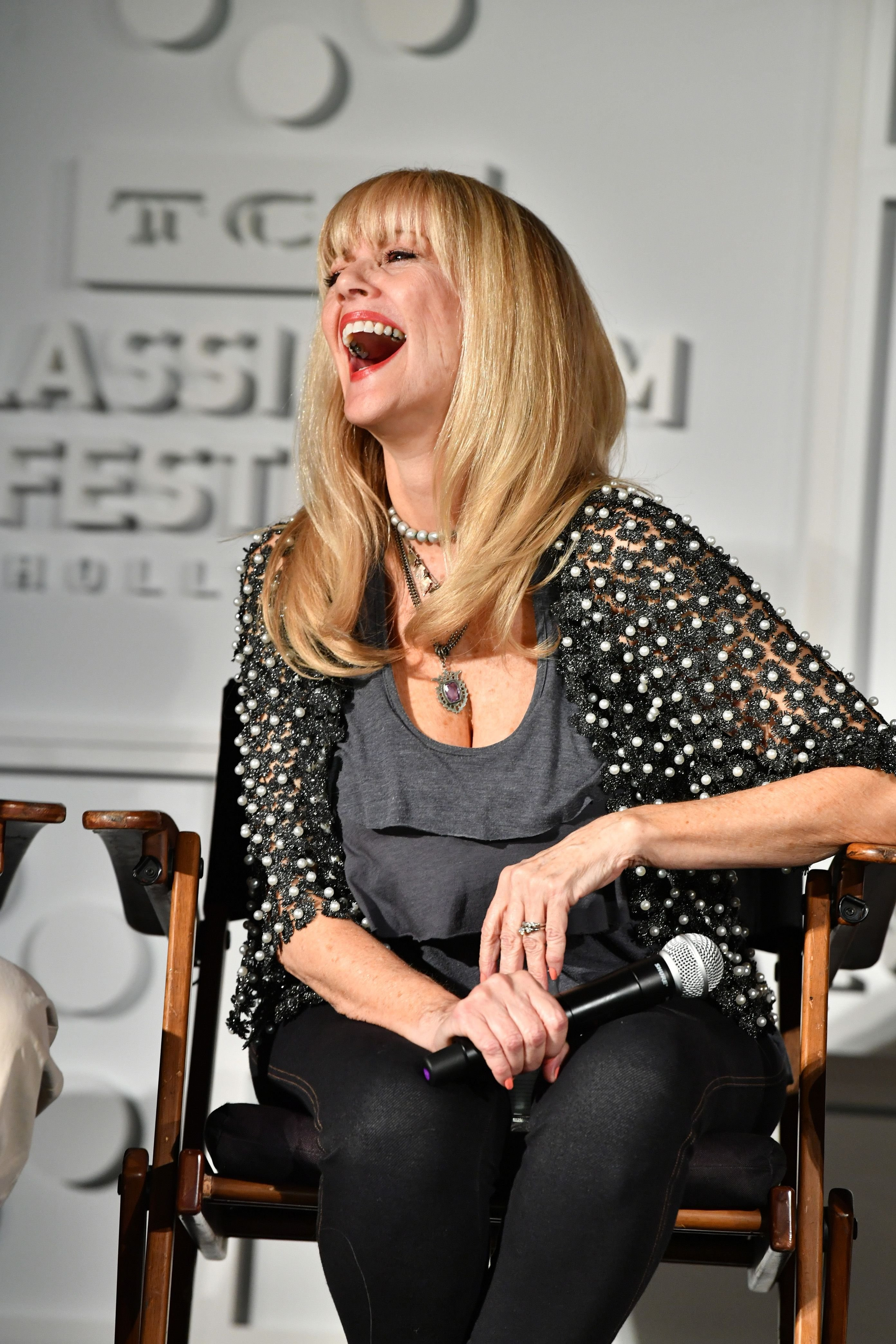 """Martha Smith at the screening of """"Animal House"""" during day 4 of the 2018 TCM Classic Film Festival on April 29, 2018, in Hollywood, California   Photo: Emma McIntyre/Getty Images"""