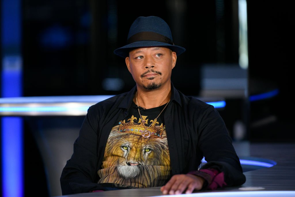 """Terrence Howard visits """"Extra"""" at Burbank Studios on September 24, 2019.   Photo: Getty Images"""