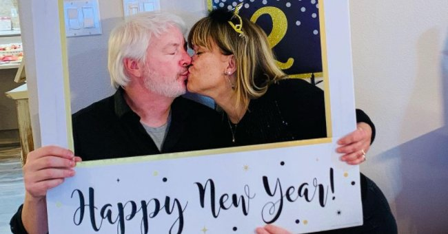 Amy Roloff Rings in the New Year with a Kiss from Her Fiancé Chris Marek – Check Out Their Sweet Photo
