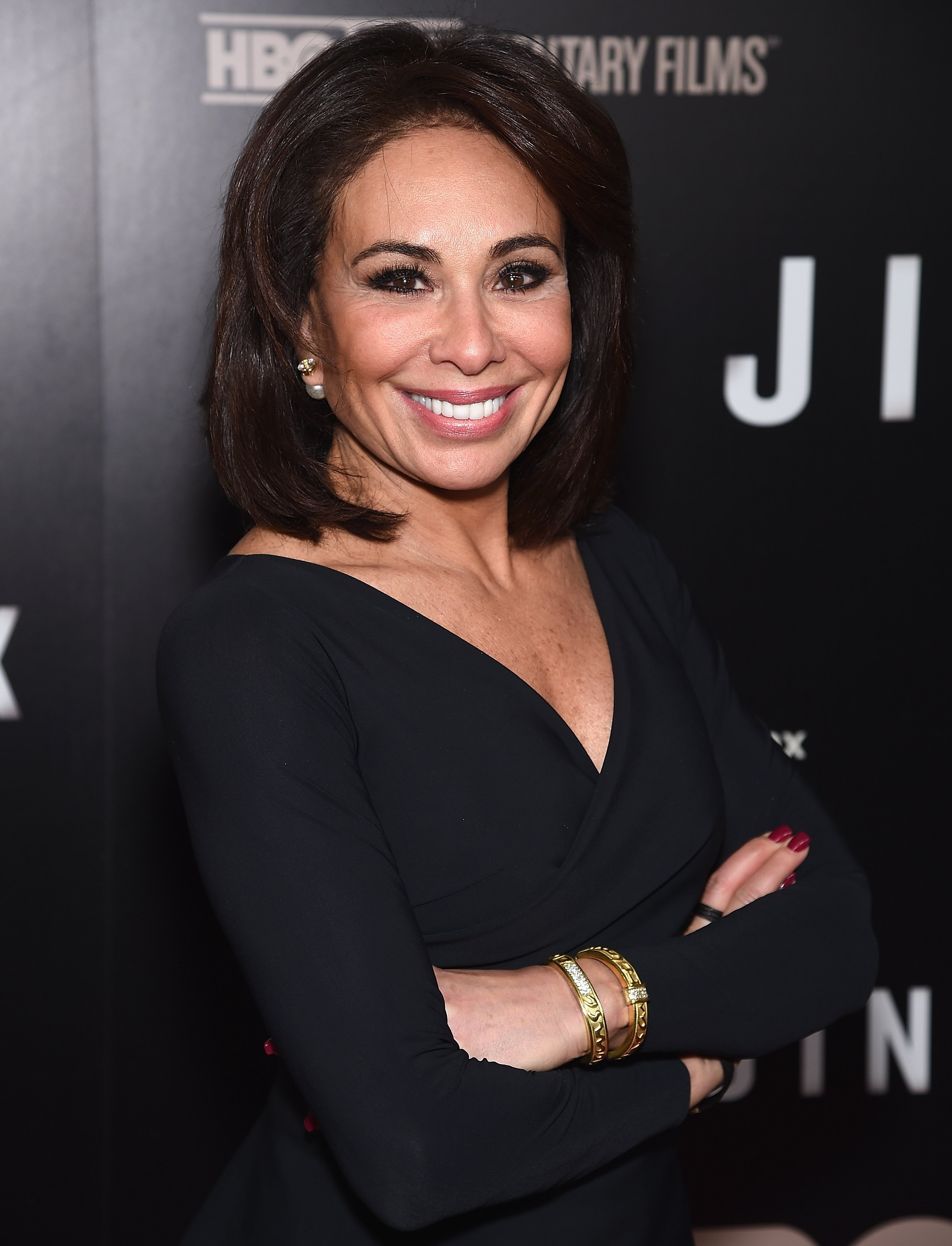 """Jeanine Pirro at the premiere of """"The Jinx"""" in New York City 