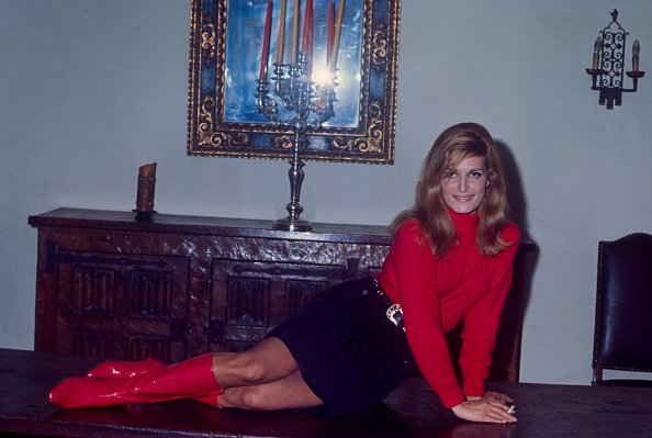 La photo de la chanteuse Dalida en 1970, à New York |Source: Getty Images/ Global Ukraine