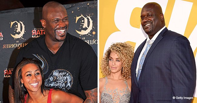 Inside Nba Star Shaquille O Neal S Romantic History All The Women In His Life That We Know Of The image was captioned with the words about a week ago. inside nba star shaquille o neal s