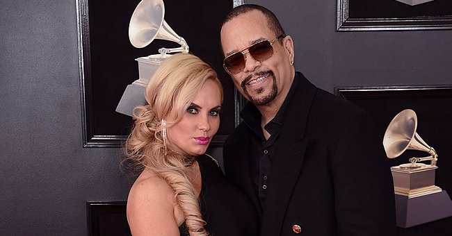 Ice-T's Fans Praise Him for Looking Young as He Shows off His Muscles in a New Selfie