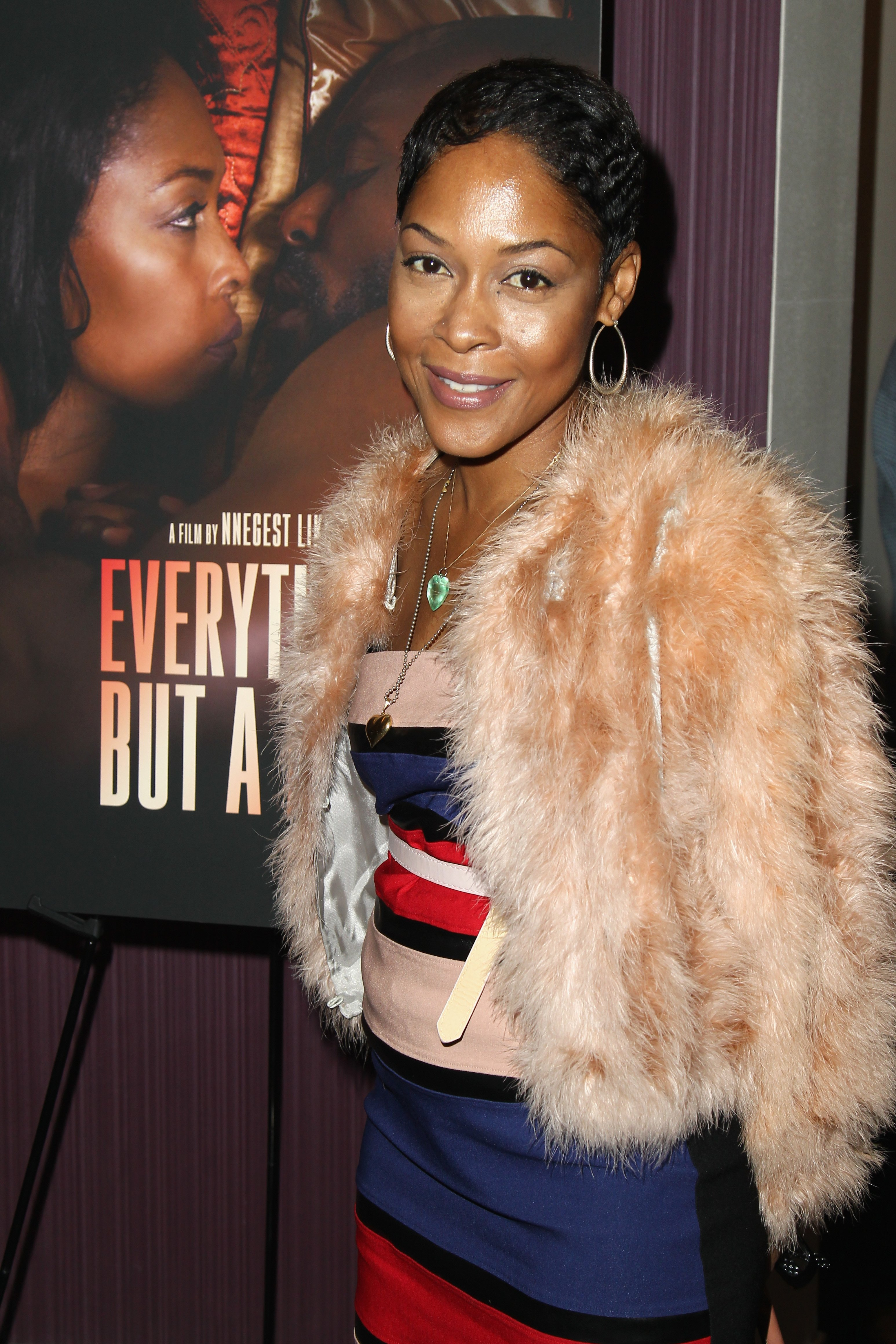 """Monica Calhoun at a Screening of """"Everything But A Man"""" during the 2016 BET Experience on June 25, 2016 in Los Angeles, California   Photo: Getty Images"""