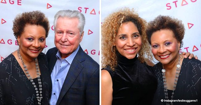 Leslie Uggams, 75, shares sweet photos with husband of 53 years and their adult daughter