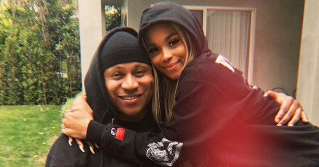 LL Cool J's Daughter Samaria Displays Side Tattoo as She Stuns in a Blue Bra in Photo