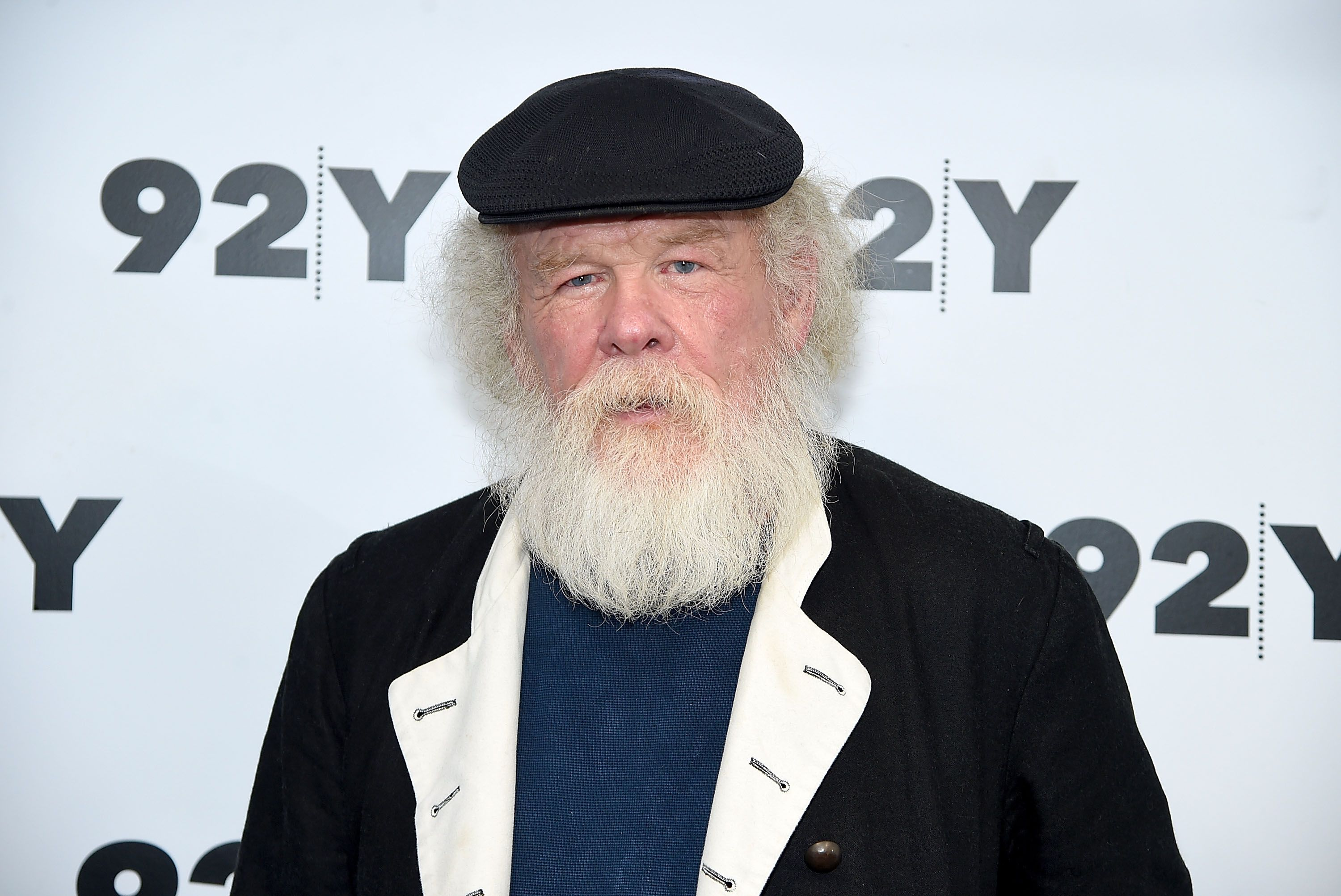 """Nick Nolte at the presentation of """"Reel Pieces"""" celebrating the career of Nick Nolte in 2018 in New York City   Source: Getty Images"""