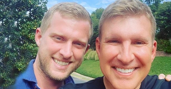 Fans React with Concern to Todd Chrisley's Eldest Son Kyle Chrisley's Tribute to Late 'Papa' a Week after Father's Day