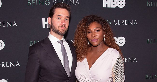 Serena Williams & Alexis Ohanian Are Learning a Lot about Each Other during Quarantine