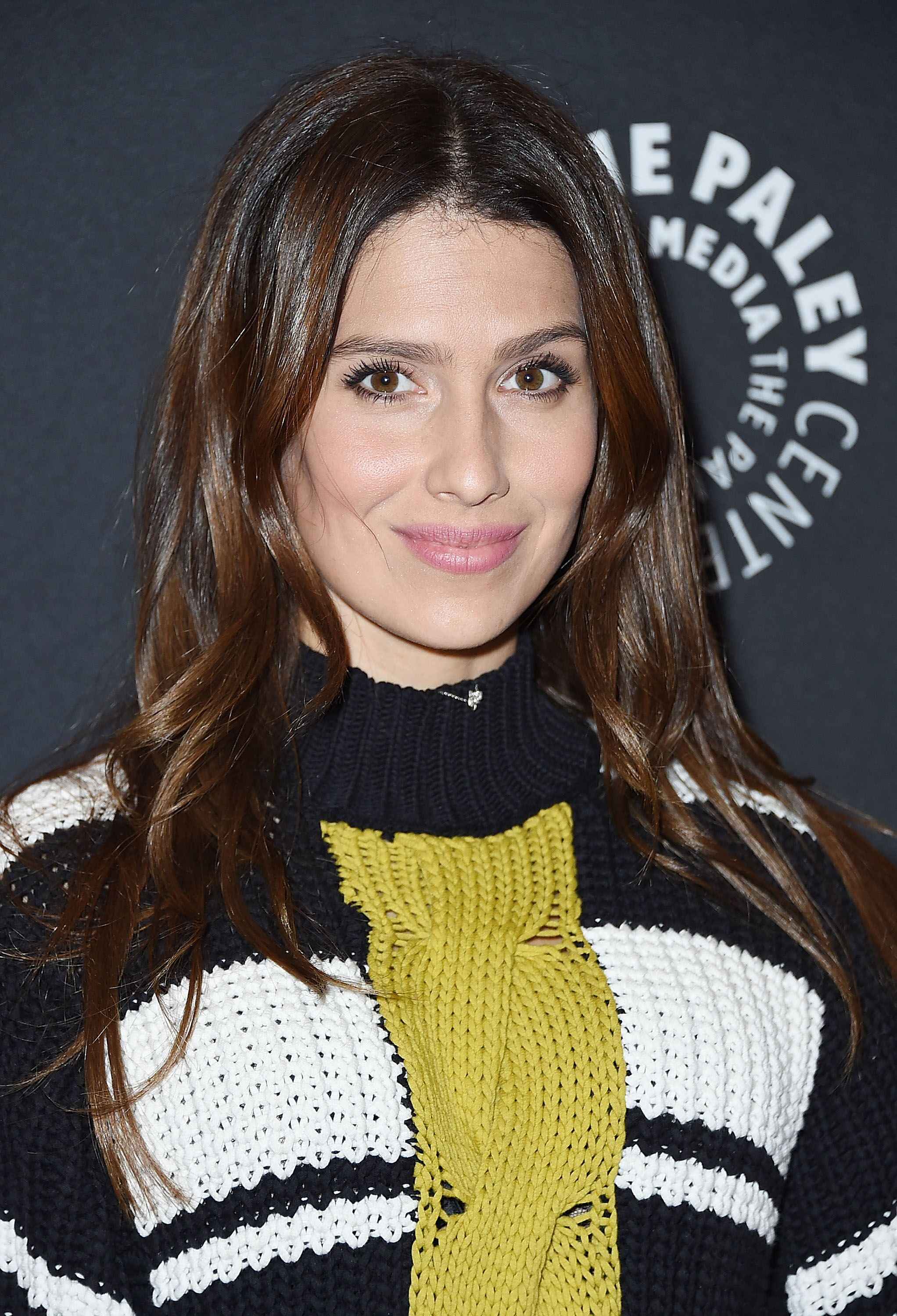 Hilaria Baldwin attends A Paley Honors Luncheon in her husband Alec Baldwin's honor. | Source: Getty Images