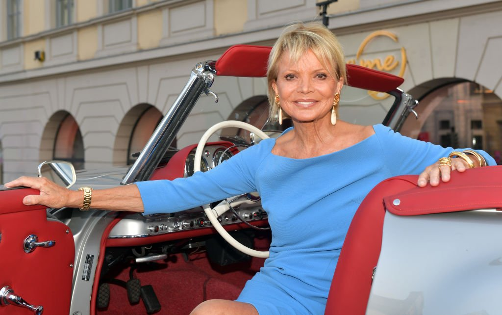 "Uschi Glas während des Mercedes-Benz Empfangs am ""Klassik am Odeonsplatz"" am 14. Juli 2019 in München. (Foto von Hannes Magerstaedt / WireImage) I Quelle: Getty Images"