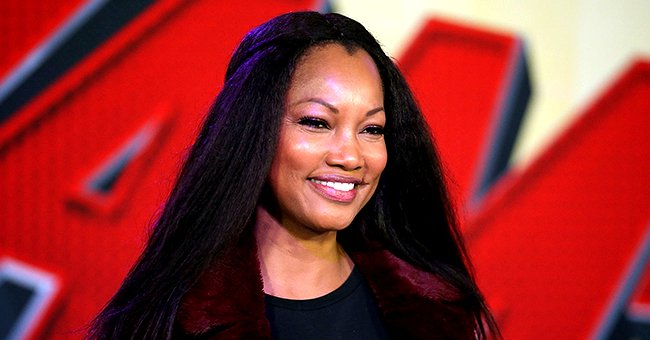 Garcelle Beauvais' Son Oliver Proudly Carries His Baby Oliver Jr in Adorable New Pictures