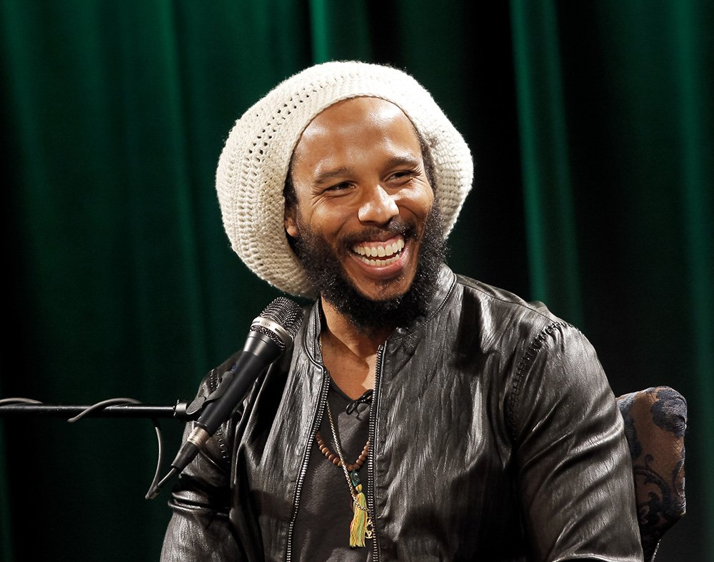Ziggy Marley performs during Ben & Jerry's One Love Session at The Roxy Theatre on May 22, 2017 in West Hollywood, California. I Image: Getty Images.