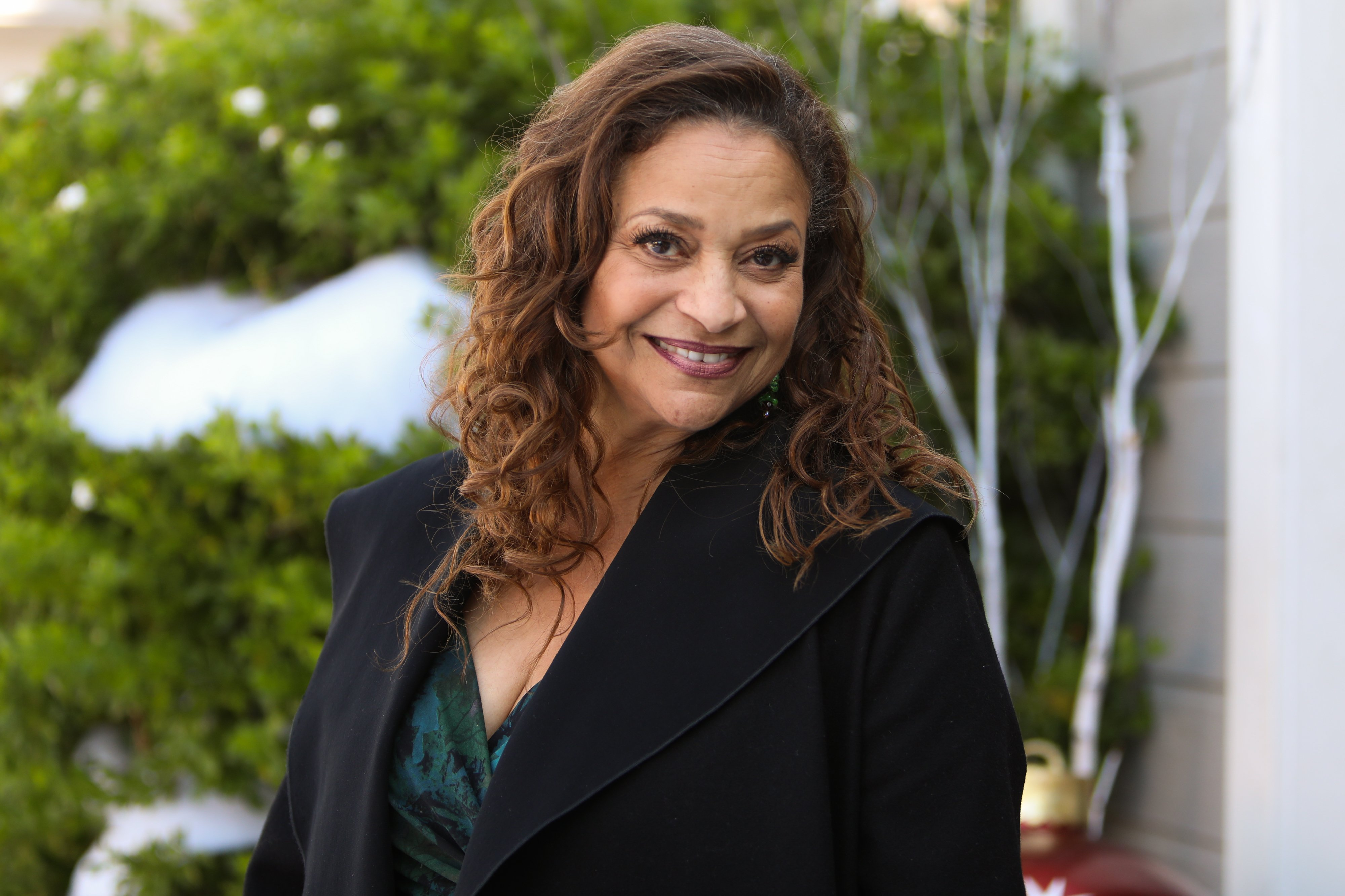 "Debbie Allen visits Hallmark Channel's ""Home & Family"" at Universal Studios Hollywood on November 25, 2019. 