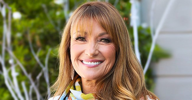 Bond Girl Jane Seymour, 70, Defies Her Age as She Dons a Flower Necklace with Silk Floral Wrap