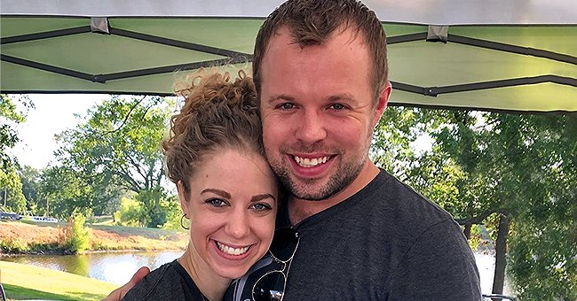John & Abbie Duggar Celebrate Their Daughter's 1-Month Birthday with Adorable Photos