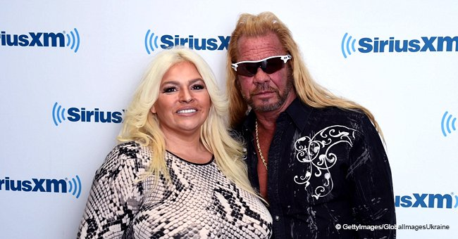 Beth Chapman Shares a Sweet Photo Taken with Her Stepson and They Look so Happy