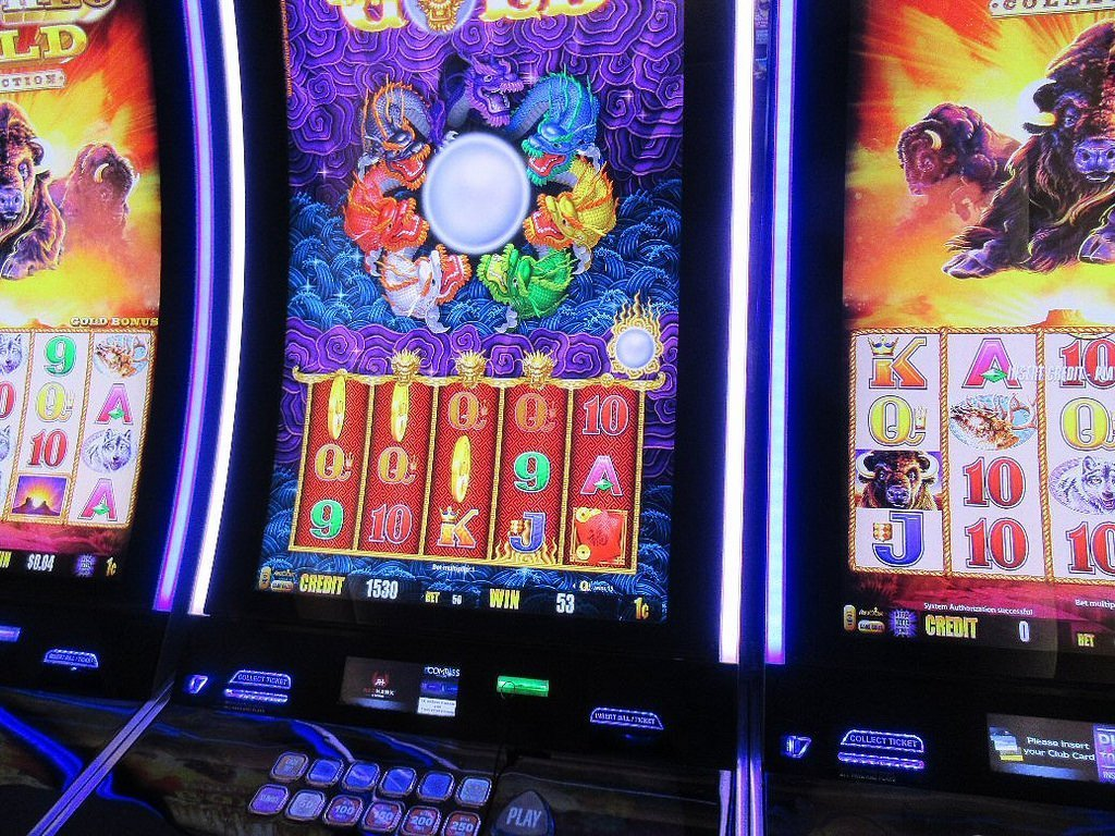 Slot machine | Source: Flickr