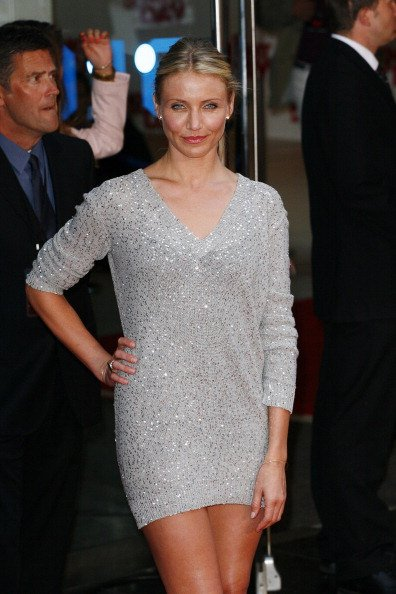 Cameron Diaz at Odeon Leicester Square on July 22, 2010. | Photo: Getty Images