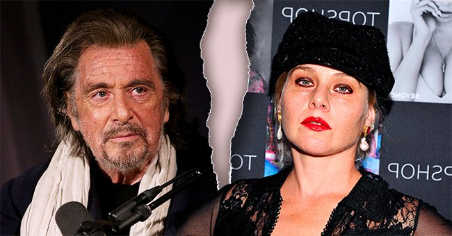 Al Pacino's Ex-Girlfriend Meital Dohan Reportedly Reveals She Broke up with Him Because of Their Age Difference