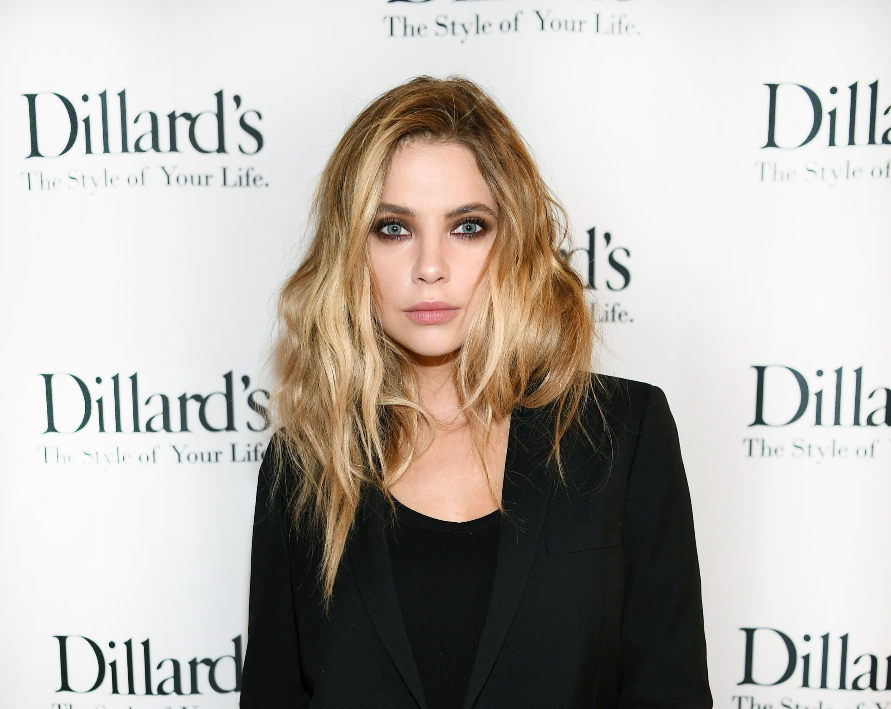 Ashley Benson at the Privé Revaux Eyewear meet & greet event in February 2019 in Las Vegas, Nevada | Source: Getty Images