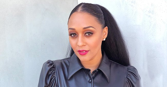 Tia Mowry from 'Sister, Sister' Debuts Her New Ultrashort Hairstyle as She Talks about Self-Care