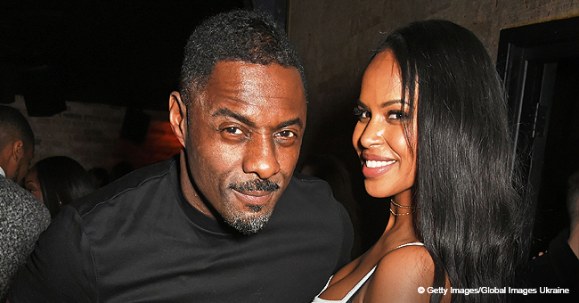 Idris Elba's Fiancée Sabrina Is Stunning in Figure-Hugging White Dress after Her Bachelorette Party