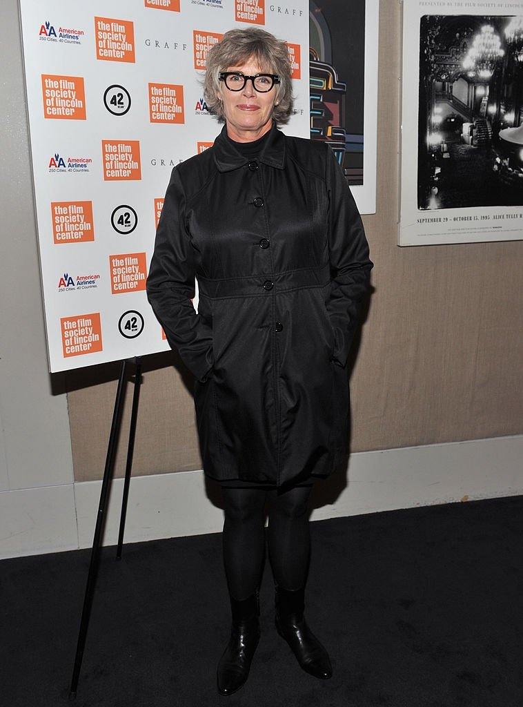 Kelly McGillis le 27 octobre 2010 à New York. l Source : Getty Images