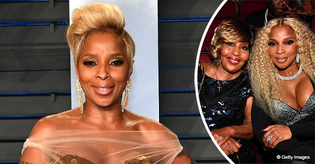 Mary J Blige Celebrates Her Lookalike Mom Cora's Birthday with a Heartwarming Tribute