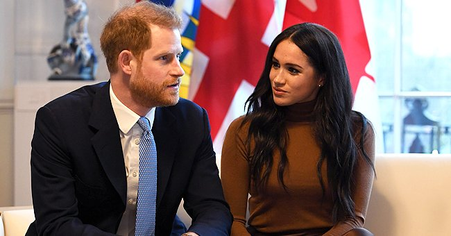 Check Out Meghan Markle & Prince Harry's Newly Launched Website Inspired by Their Son's Name