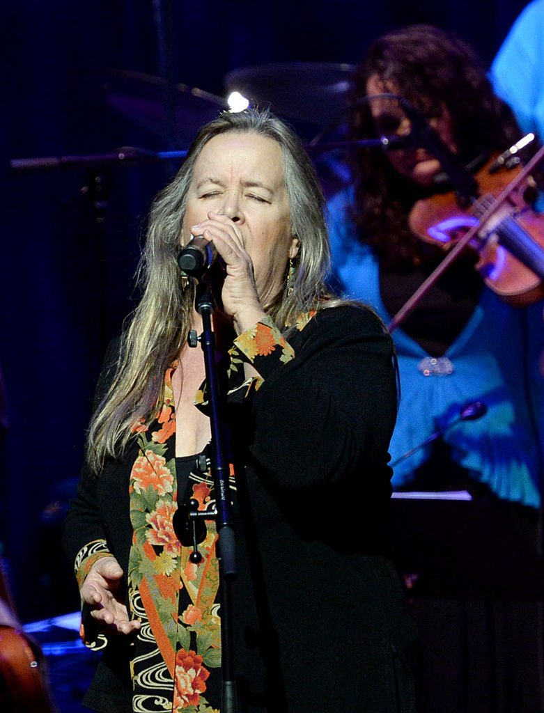 "Tracy Nelson performs during Listen To The Band: The Nashville Cats In Concert With Special Guests For ""Dylan, Cash, And The Nashville Cats"" Exhibition Opening Weekend at the Country Music Hall of Fame and Museum 