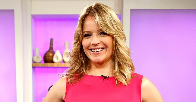 Sara Haines of 'The View' Is All Smiles with Her Children and Husband in This Cute Photo