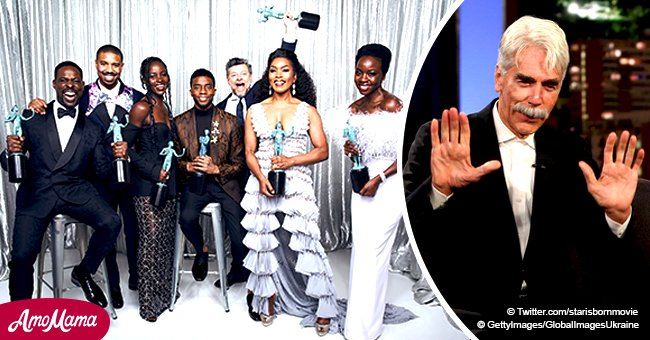 'A Star Is Born' gets snubbed again as 'Black Panther' cast celebrates the top honor award