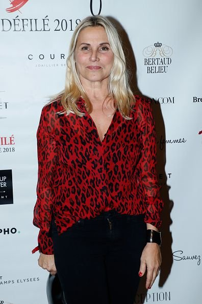 L'animatrice Sophie Favier | Photo : Getty Images