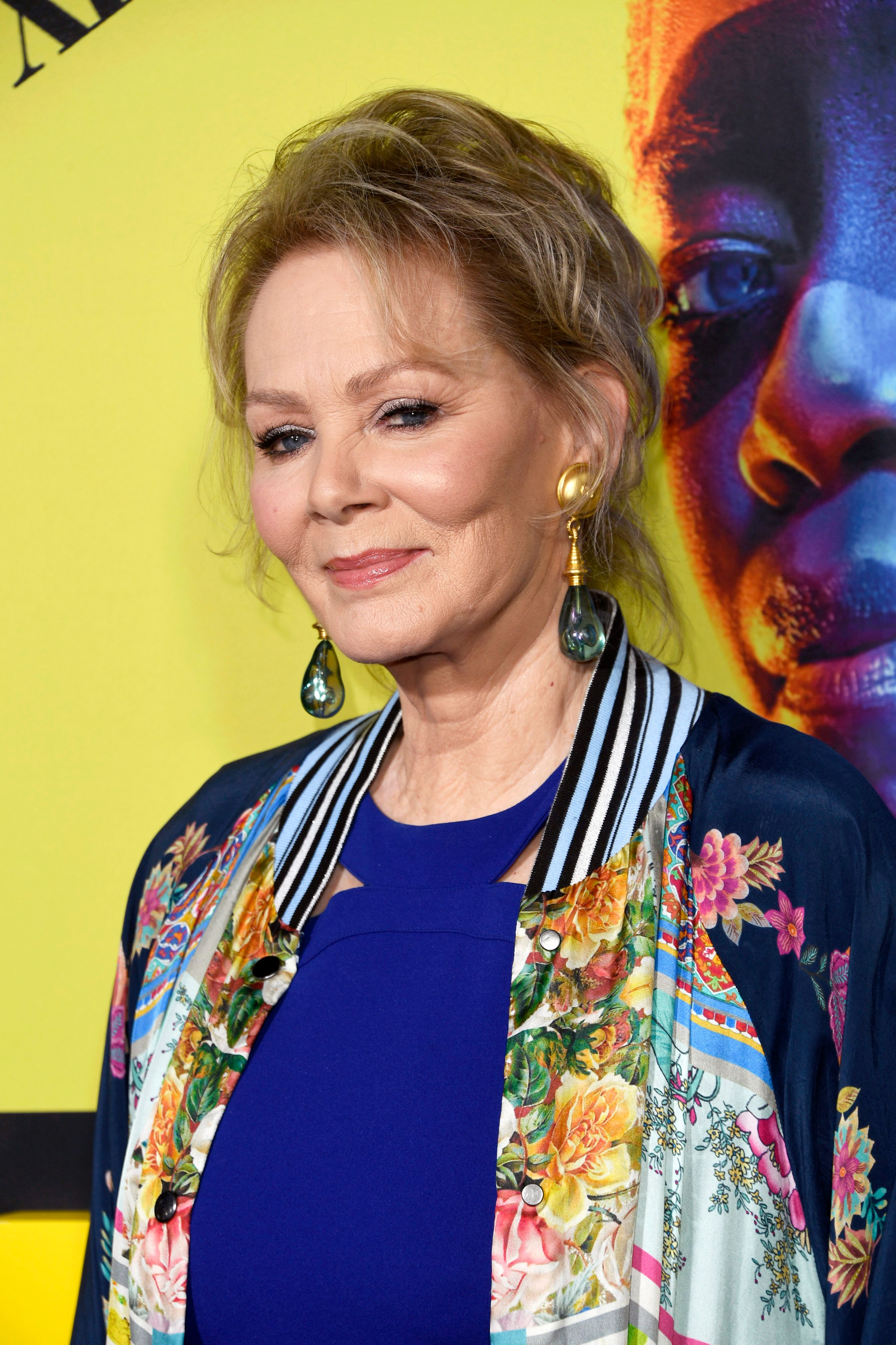 """Jean Smart at the premiere of HBO's """"Watchmen"""" at The Cinerama Dome on October 14, 2019 in Los Angeles, California   Photo: Getty Images"""