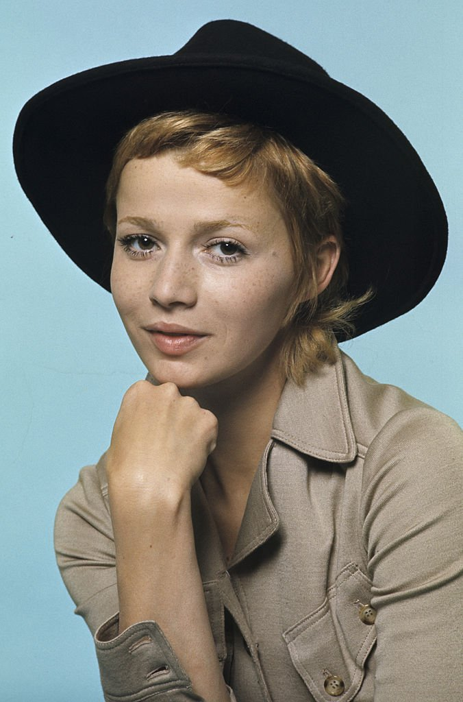 L'actrice Catherine Jourdain | photo : Getty images