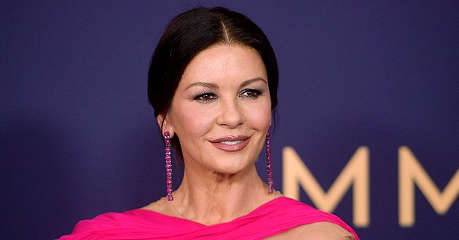 Catherine Zeta-Jones Plays Piano for Her Adorable Rescued Pup Taylor