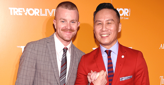 BD Wong & Richert Schnorr: Glimpse into 'Law & Order: SVU' Star's Relationship with His Husband