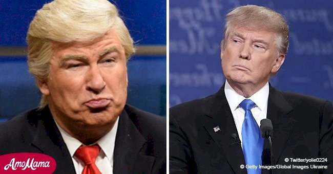 Alec Baldwin accuses Donald Trump of being a 'punishment 4 our sins'