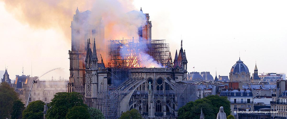 L'incendie de Notre-Dame de Paris : Victor Hugo l'avait prédit dans son effrayant passage prémonitoire