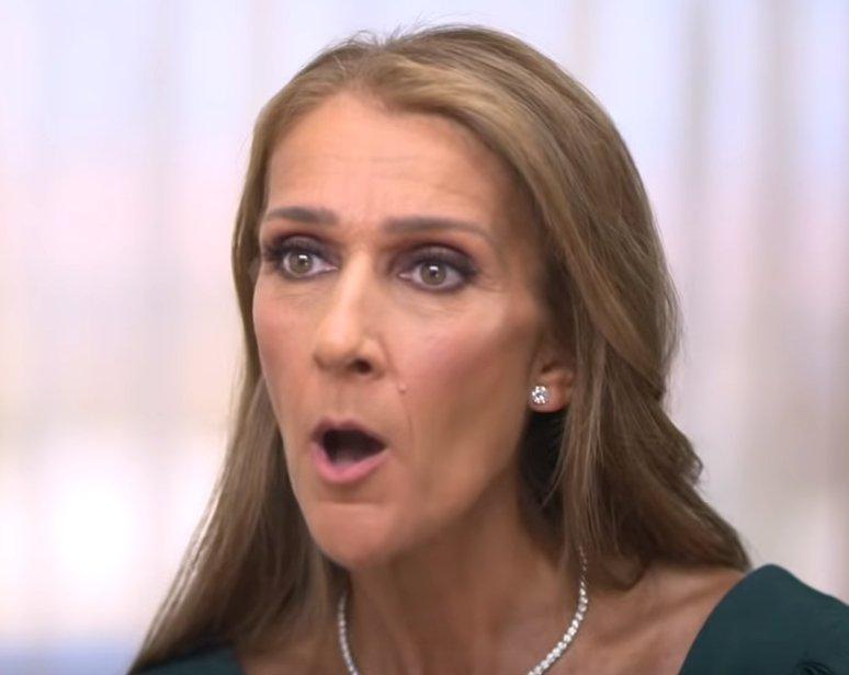 Céline Dion en interview / Source : youtube/ABC News