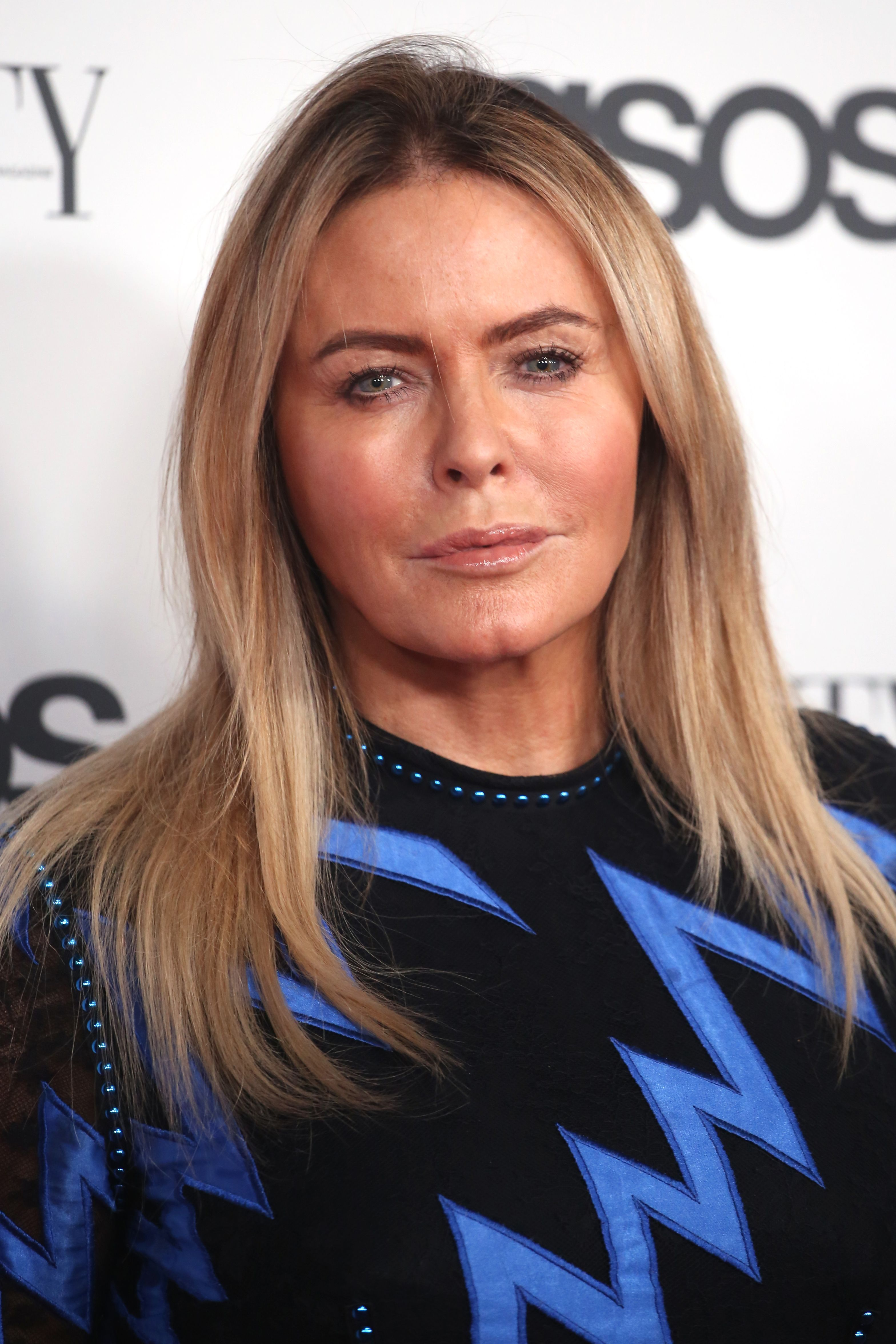 Patsy Kensit at The Beauty Awards 2019 on November 25, 2019 in London, England. | Photo: Getty Images