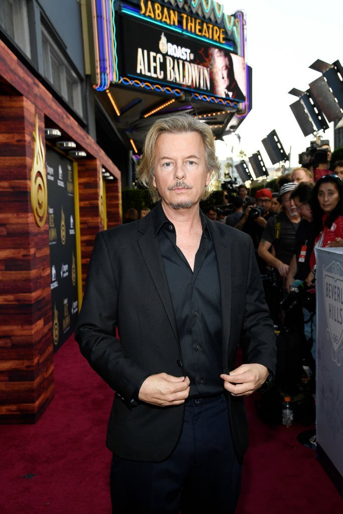 David Spade on September 07, 2019 in Beverly Hills, California | Source: Getty Images