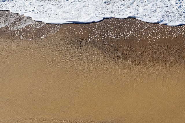 Une plage de sable fin. l Source: Flickr