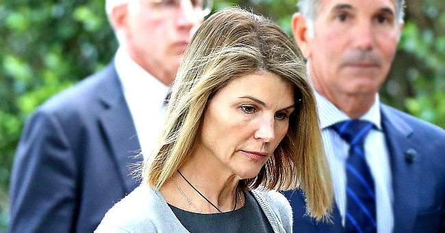 ET: Lori Loughlin Begins 2-Month Prison Sentence Following College Admissions Scandal