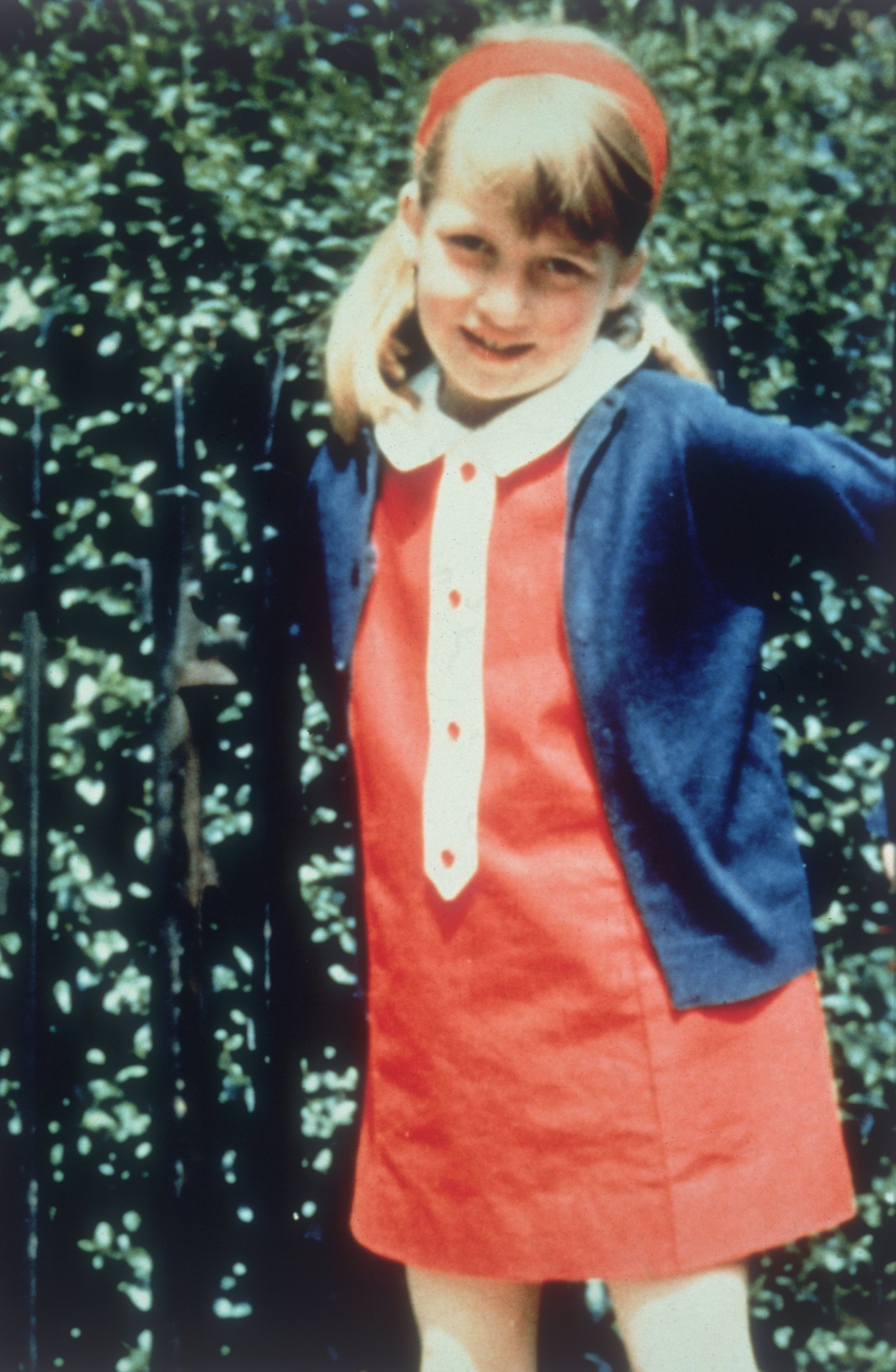 A Young Princess Diana poses for a photo in 1969   Photo: Getty Images