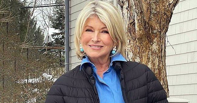 Martha Stewart, 79, Dons a Little Black Dress in New Photo Shoot — Does She Look Half Her Age?