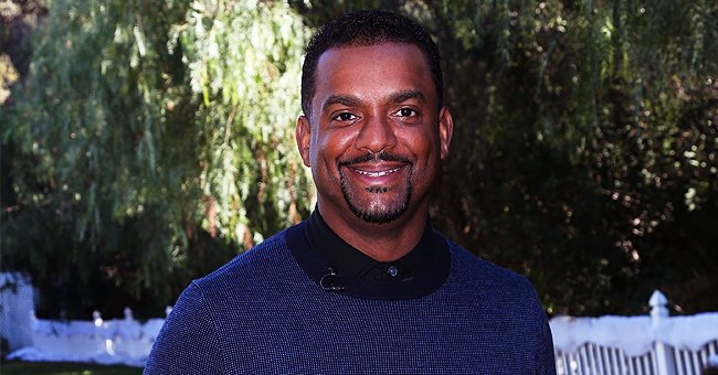 Alfonso Ribeiro of 'Fresh Prince' Fame Melts Hearts While Working out with Daughter Ava Sue Amid Quarantine